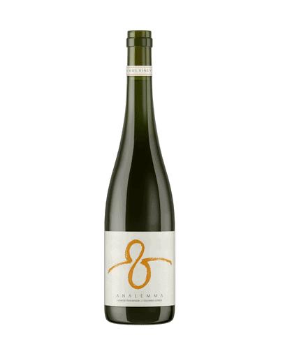 Analemma Wines Oak Ridge Vineyard Gewurztraminer   Wine.com