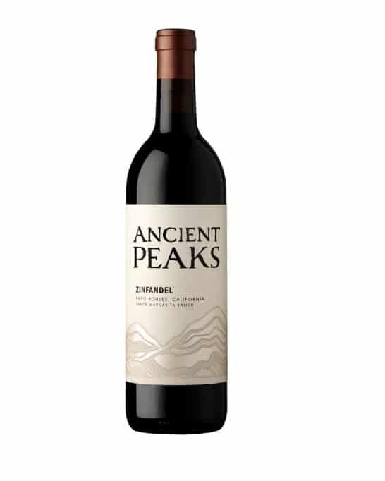 Ancient Peaks Paso Robles Zinfandel    Wine.com