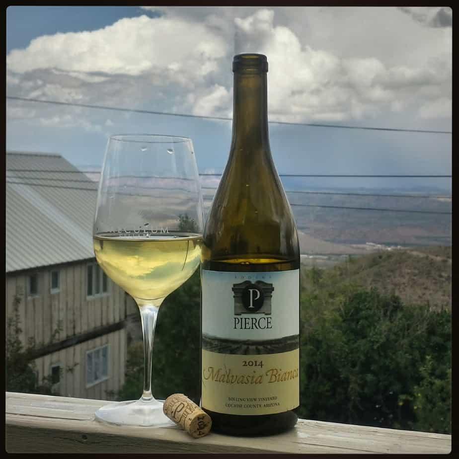 Bodega Pierce Rolling View Vineyard Malvasia Bianca | Vivino