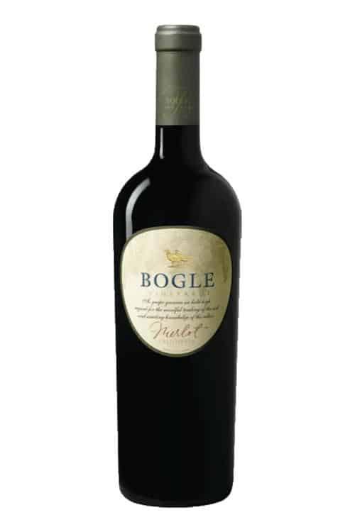 Bogle Merlot 2018 | BuyWinesOnline