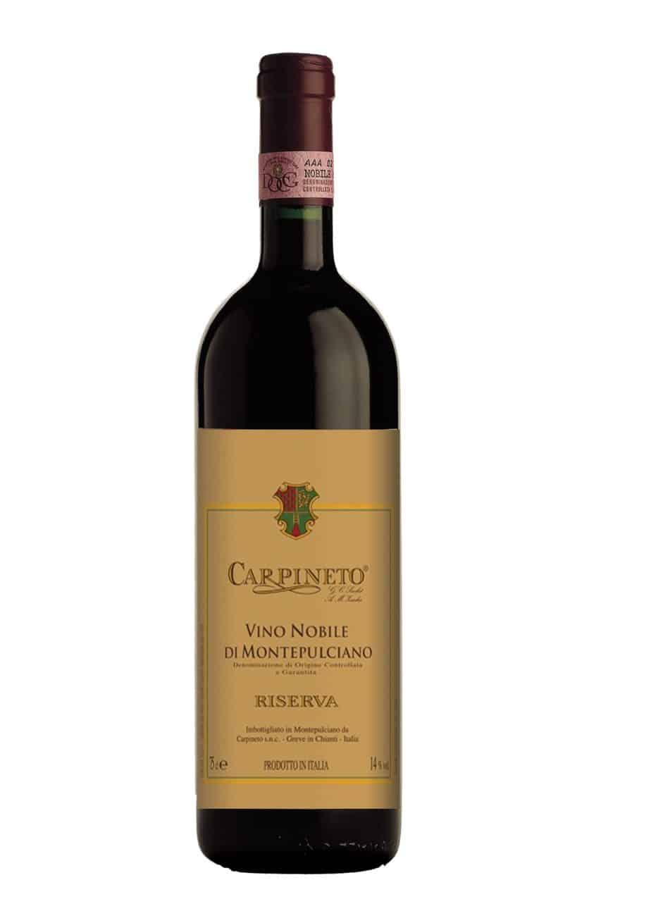 Carpineto Vino Nobile di Montepulciano Riserva   Wine.com