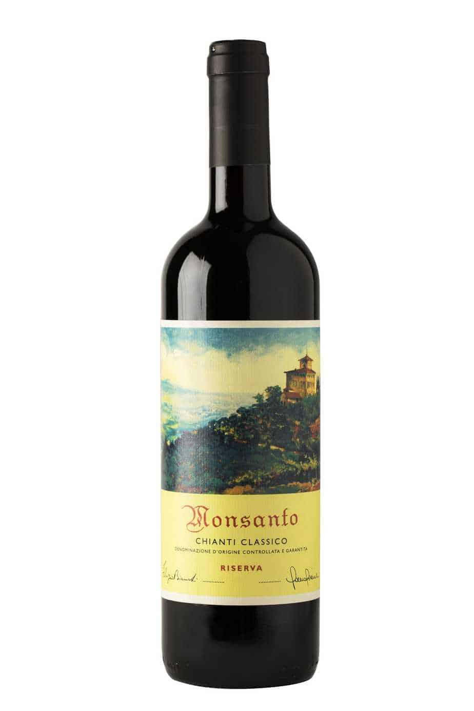 Castello di Monsanto Chianti Classico Riserva 2015   Wine.com