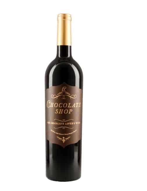 Chocolate Shop Chocolate Red Wine | Wine.com