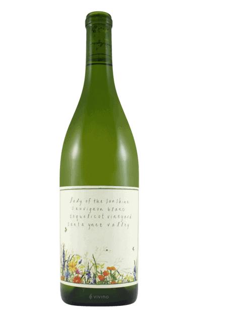 Lady of the Sunshine Coquelicot Vineyard Sauvignon Blanc | Vivino