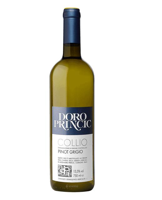 Doro Princic Pinot Grigio | Vivino