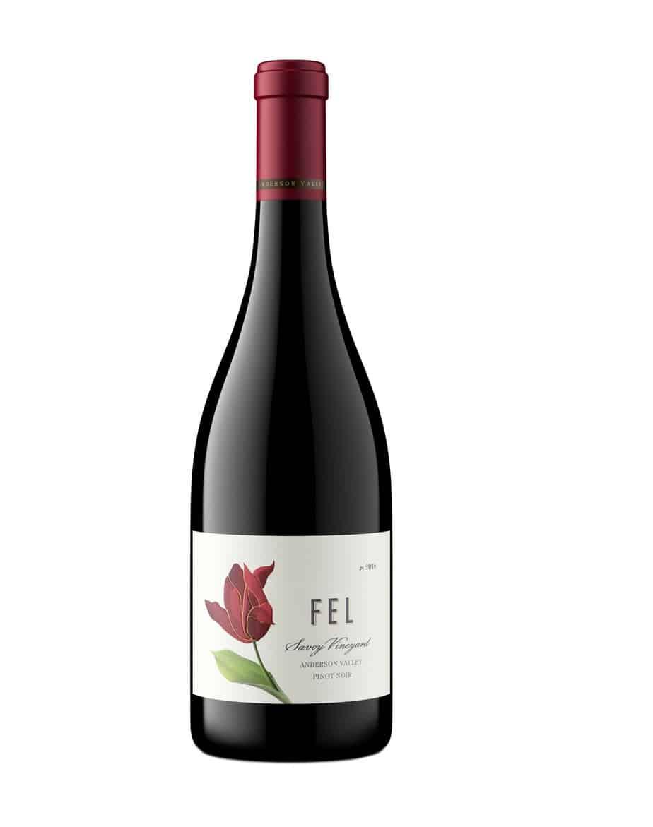 FEL Savoy Vineyard Pinot Noir 2018 | Wine.com