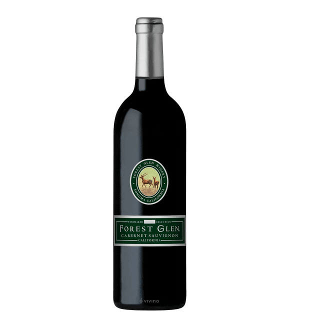 Forest Glen Winery Cabernet Sauvignon   Drizly