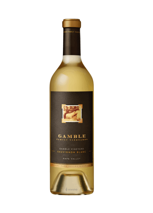Gamble Vineyard Sauvignon Blanc   Vivino