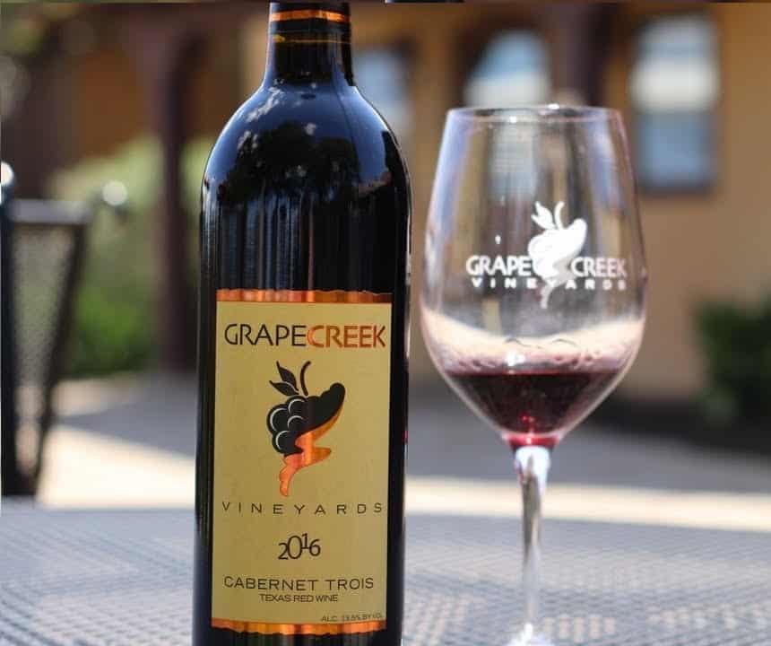 Grape Creek Cabernet Trois | Vivino