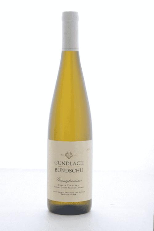 Gundlach Bundschu Estate Vineyard Gewurztraminer 2018 | Wine.com