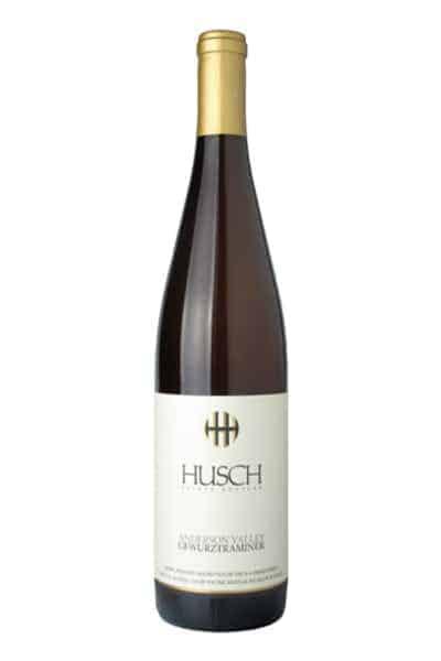 Husch Gewurztraminer | Drizly