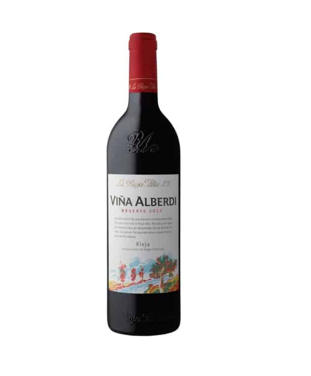 La Rioja Alta Vina Alberdi Reserva Tinto 2012   Wine.com