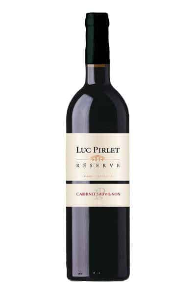 Luc Pirlet Cabernet Sauvignon Price & Reviews | Drizly