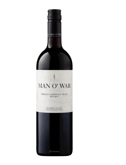 Man O' War Bordeaux Red Blend 2010 | Vivino