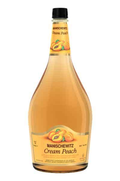 Manischewitz Cream Peach Price & Reviews | Drizly