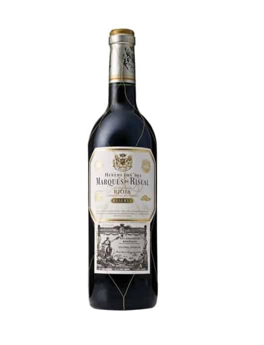 Marques de Riscal Rioja Reserva   Wine.com