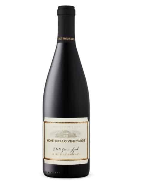 Monticello Estate Merlot 2014 | Wine.com