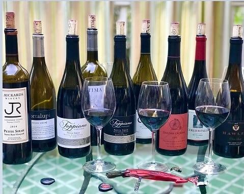 Petite Sirah Wine | Wine.com