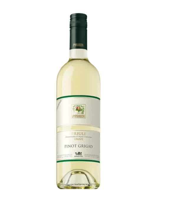 Pighin Pinot Grigio 2018 | Wine.com