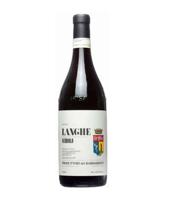 Produttori del Barbaresco Langhe Nebbiolo   Wine.com