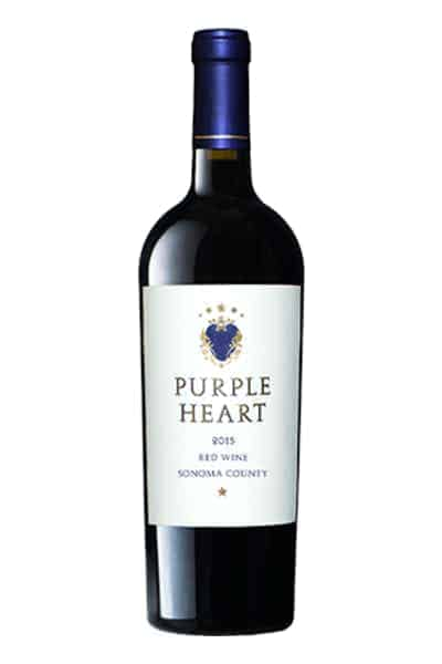 Purple Heart Red Wine | Drizly