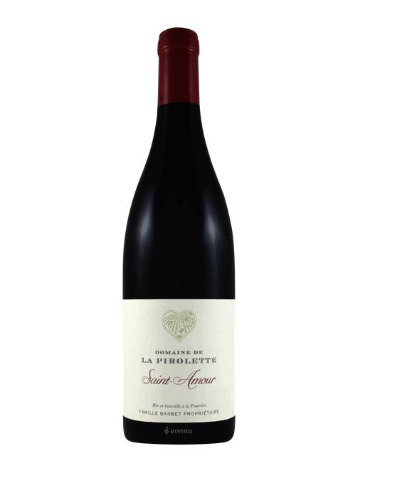 Domaine de la Pirolette Saint-Amour   Wine Library