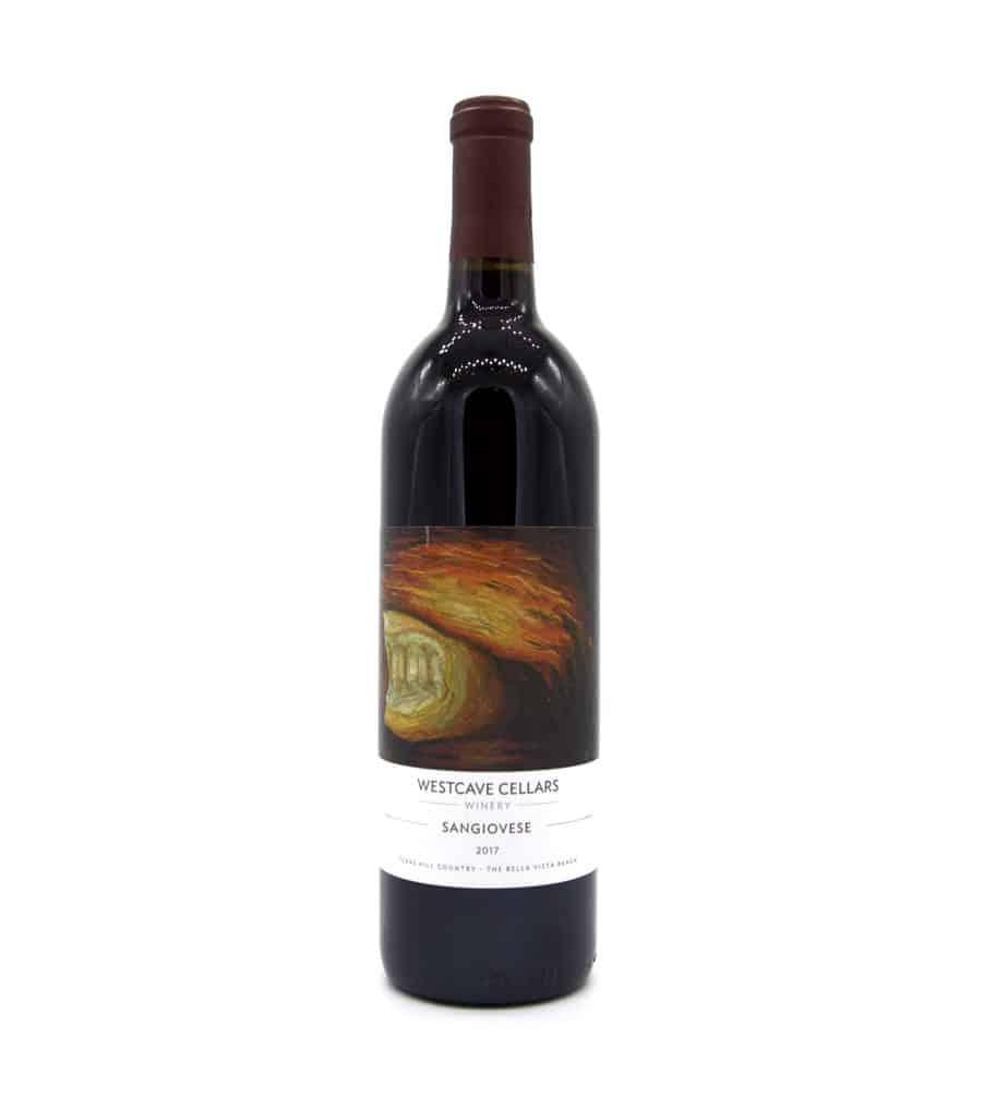 Westcave Cellars Winery Reserve Sangiovese | Vivino