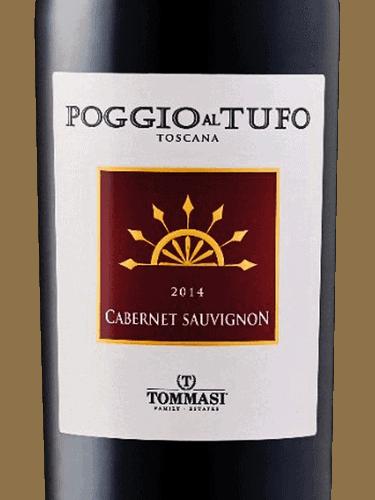 2016 Tommasi Poggio Al Tufo Cabernet Sauvignon | Vivino
