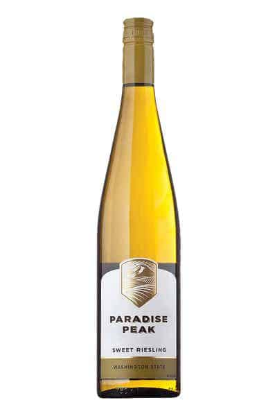 Paradise Peak Sweet Riesling | Drizly