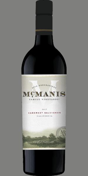 McManis Family Vineyards Cabernet Sauvignon 2017 | Wine.com