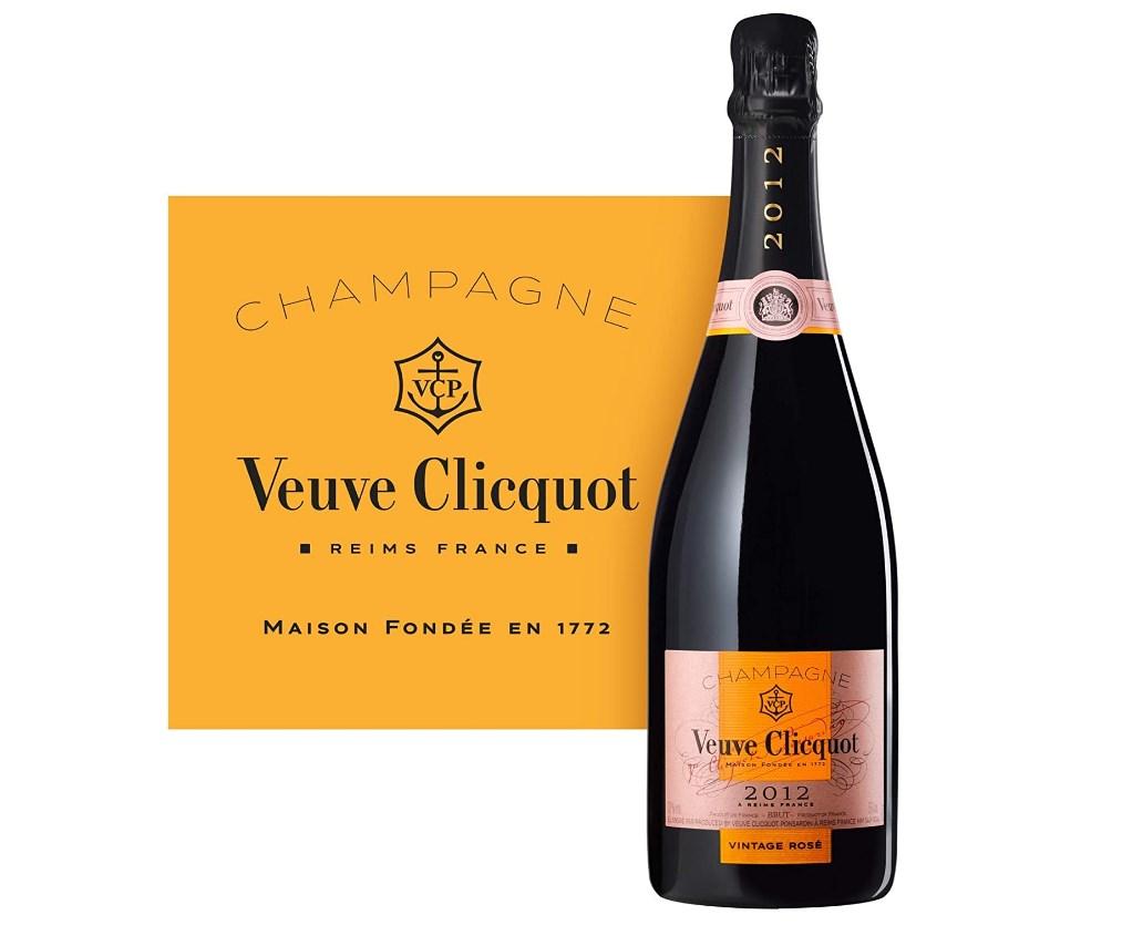 Veuve Clicquot Vintage Brut Rosé 2012