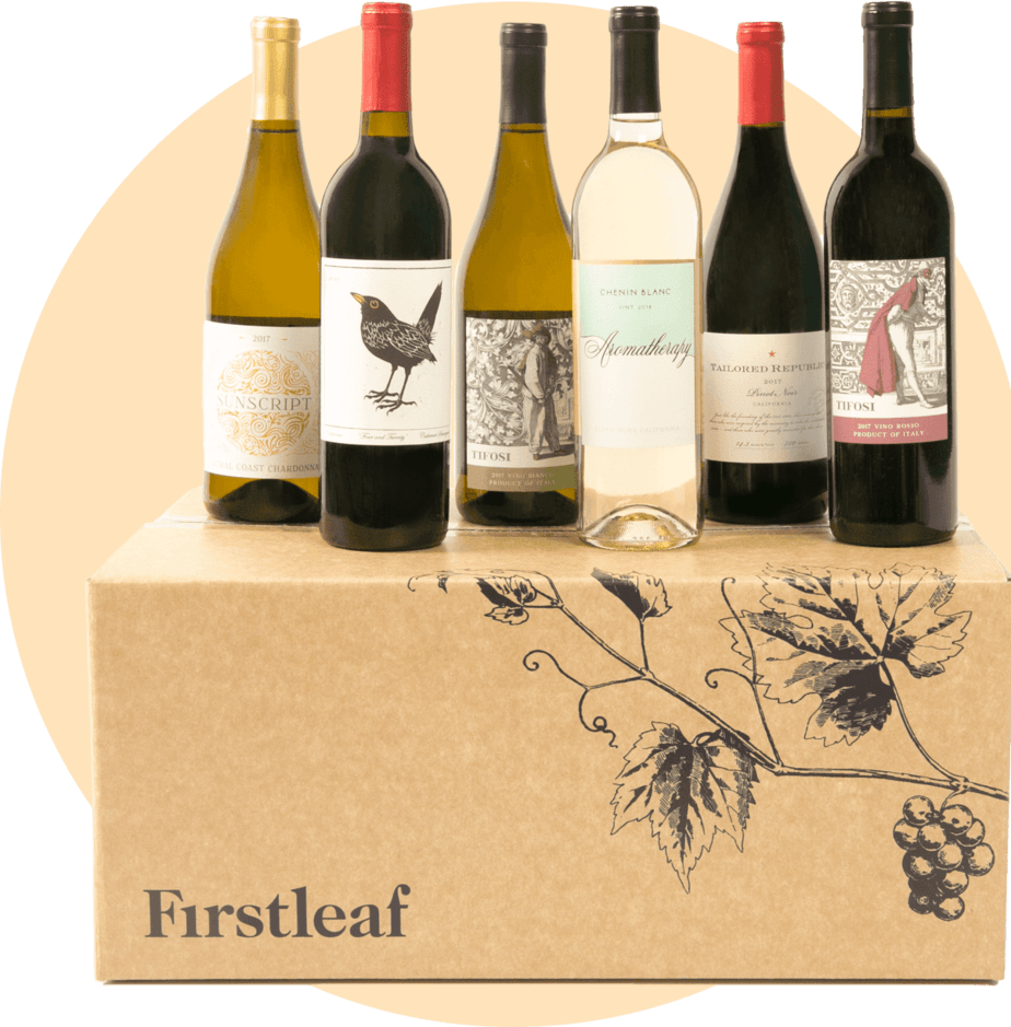 A selection just for you | Join FirstLeaf Wine Club