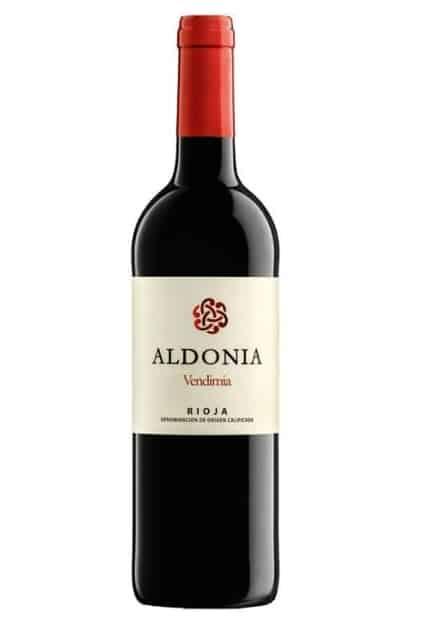 Bodegas Aldonia Vendimia Tempranillo 2017 | Wine.com