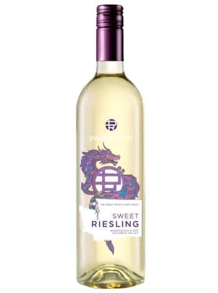 Pacific Rim Sweet Riesling 2020   Wine.com