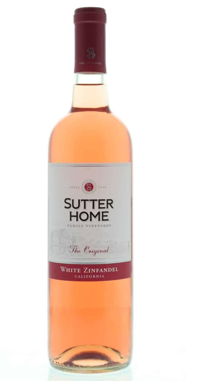 Sutter Home White Zinfandel | Wine.com