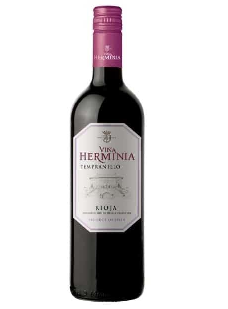 Vina Herminia Tempranillo 2017 | Wine.com
