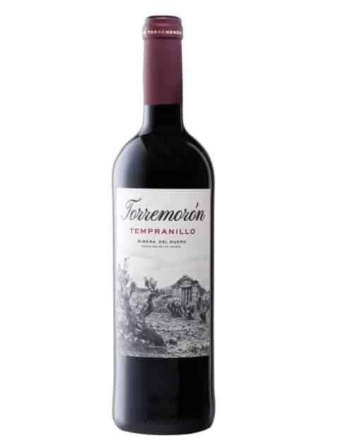 Vinos Torremoron Tempranillo 2017 | Wine.com